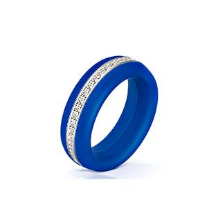 Blue Rubber Ring